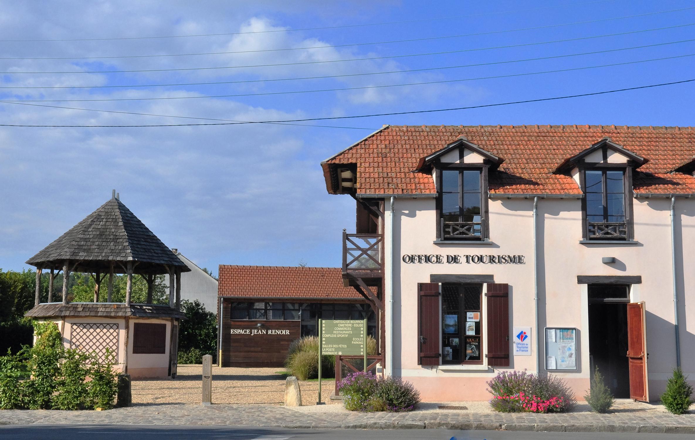Office du tourisme - Espace Renoir